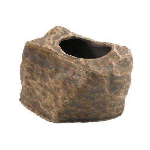 Aquarium decoration ceramic cz075 stone hut medium