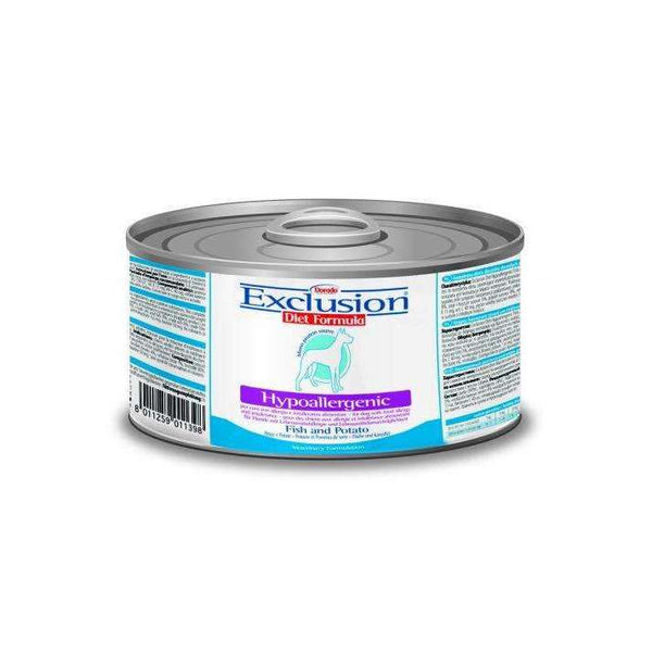 Exclusion Diet Hypo - Adult Dog /Fish And Potato 200gr