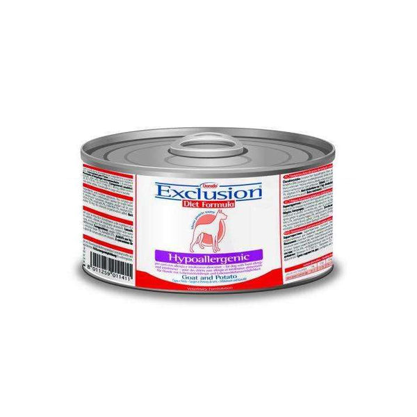 Exclusion Diet Hypo - Adult Dog /Goat And Potato 200gr