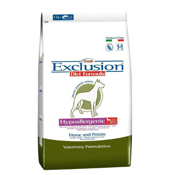 Exclusion Diet Hypo - Horse and Potatoes Adult Medium/Large Breed 12,5kg