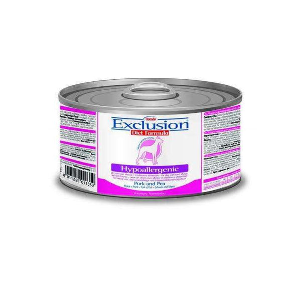 Exclusion Diet Hypo - Adult Dog /Pork And Peas 200gr