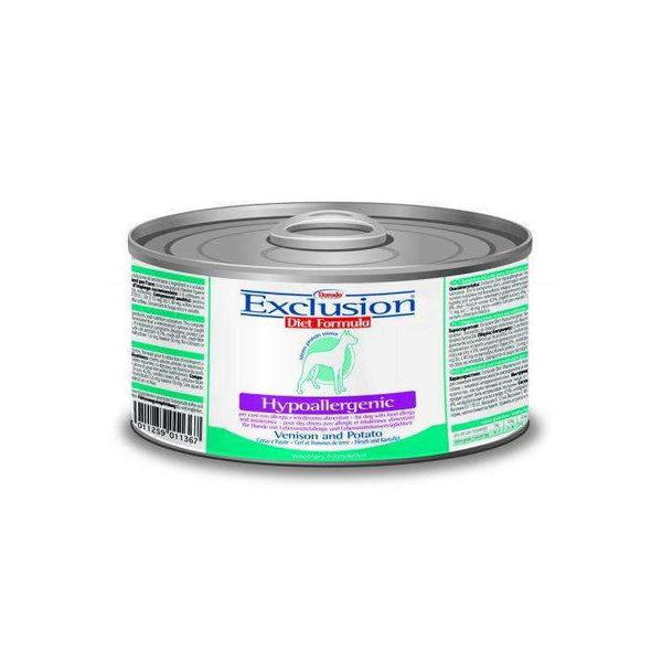 Exclusion Diet Hypo - Adult Dog /Deer And Potato 200gr