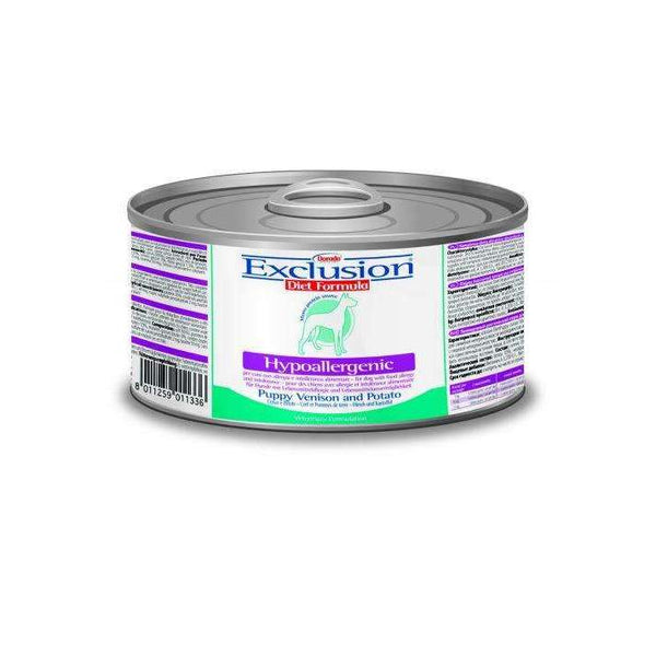 Exclusion Diet Hypo - Puppy-Junior Dog /Deer And Potato 200gr