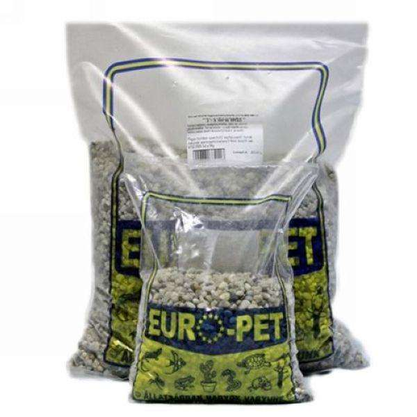 Europet Aquarium Soil Gravel Medium 3-6 mm 0,5l