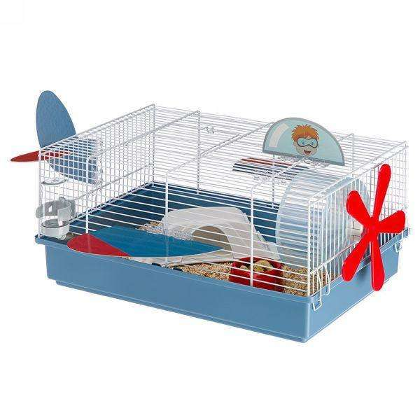 Ferplast Criceti 9 AirPlane Hamster Cage