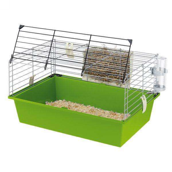 Ferplast Cavie 60 Guinea Pig Cage With Opening Door