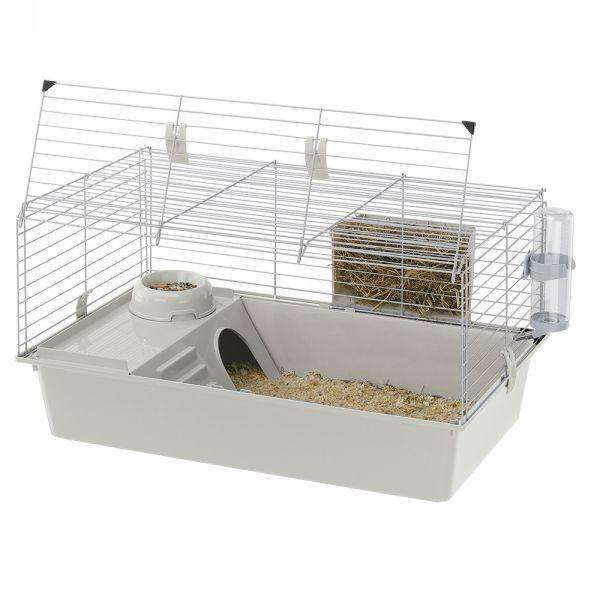 Ferplast Cavie 80 Guinea Pig Cage With Opening Door