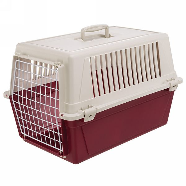 Ferplast Atlas 30 EL Cat and Small Dog Carrier 60x40x38cm (Without Equipment)