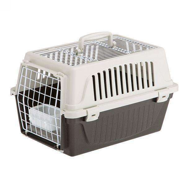 Ferplast Atlas Open 10 Carrier For Cats And Small Dogs, With Removable Top