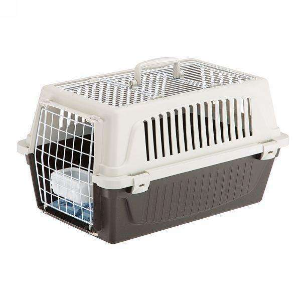 Ferplast Atlas Open 20 Carrier For Cats And Small Dogs, With Removable Top