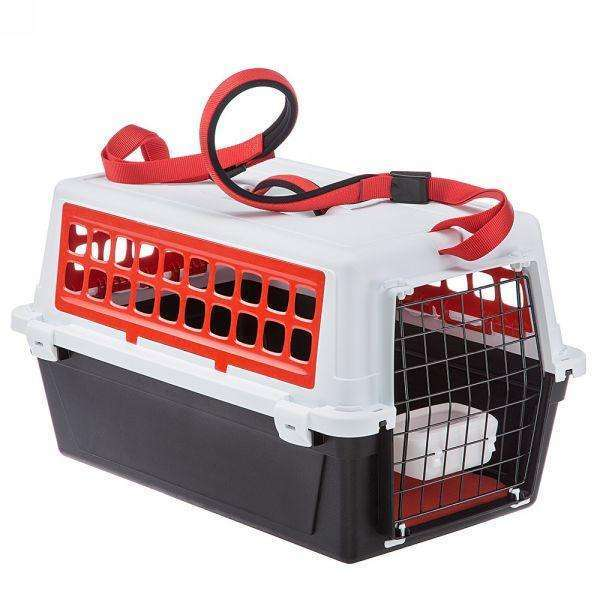 Ferplast Atlas 20 Trendy Plus Cat And Small Dog Carrier