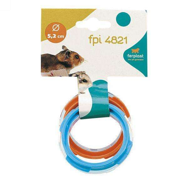 Ferplast FPI 4821 Plastic Connection For Hamster Cages
