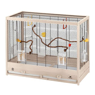 Ferplast Giulietta Bird Wooden Cage Large
