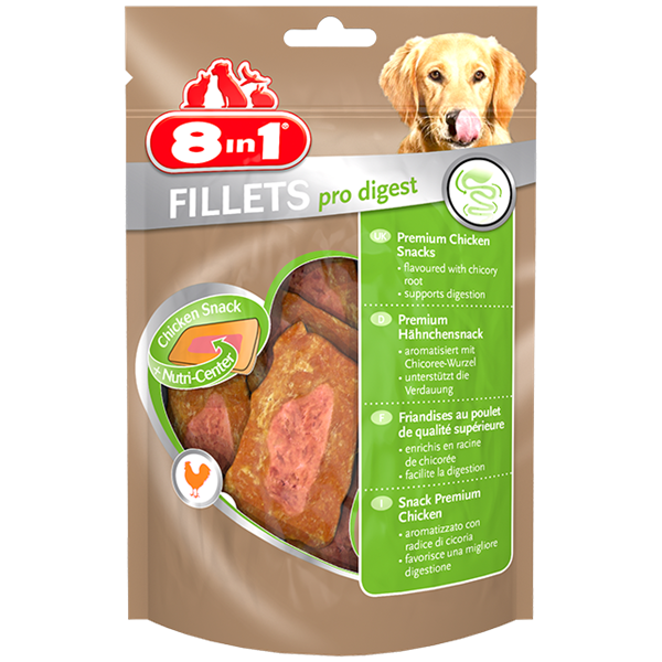 8in1 Fillets Pro Digest - 80g