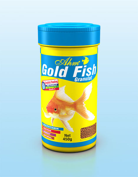AHM Gold Fish Granulat 100ml