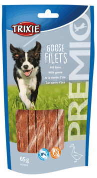 Trixie PREMIO Goose Filets, 65gr