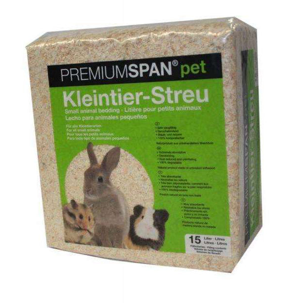 HVT PremiumSpan Bedding 15 L - Natural