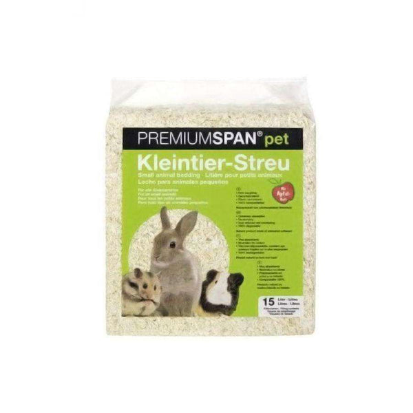 HVT PremiumSpan Bedding 15 L - Apple Scent