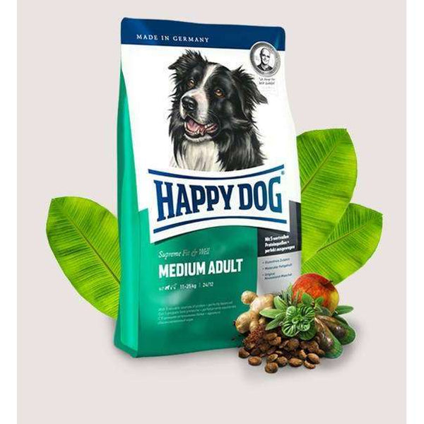 Happy Dog Supreme Fit&Well - Medium Adult - 12,5 kg