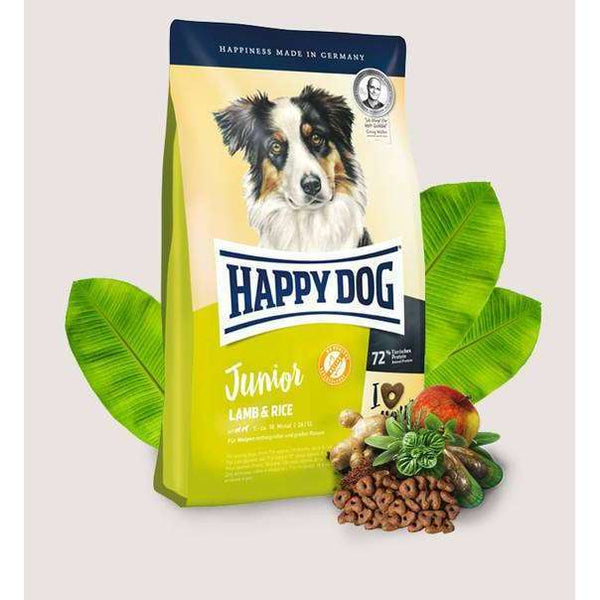 Happy Dog Supreme Young - Junior Lamb & Rice - 1 kg