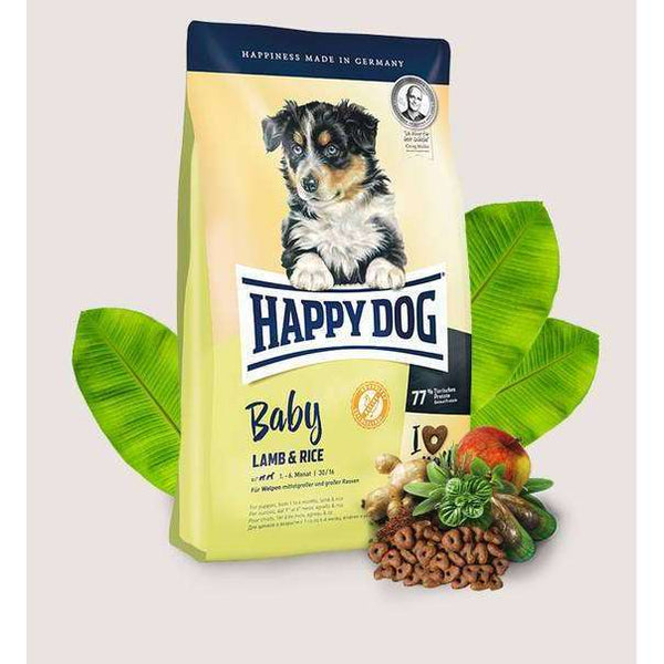 Happy Dog Supreme Young - Baby Lamb & Rice - 4 kg