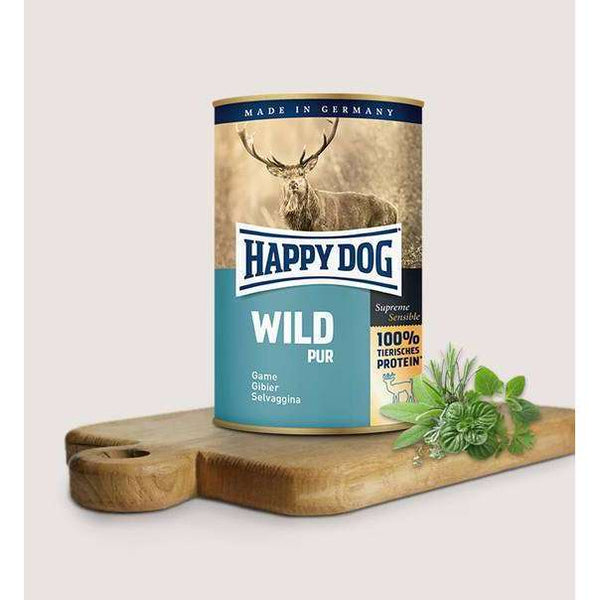Happy Dog Pure Game - 12x400g
