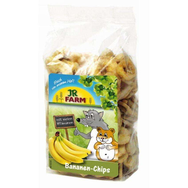 JR FARM Banana-Slices 150gr