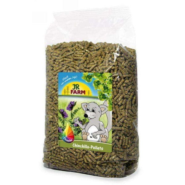 JR FARM Chinchillas Pellets 1kg