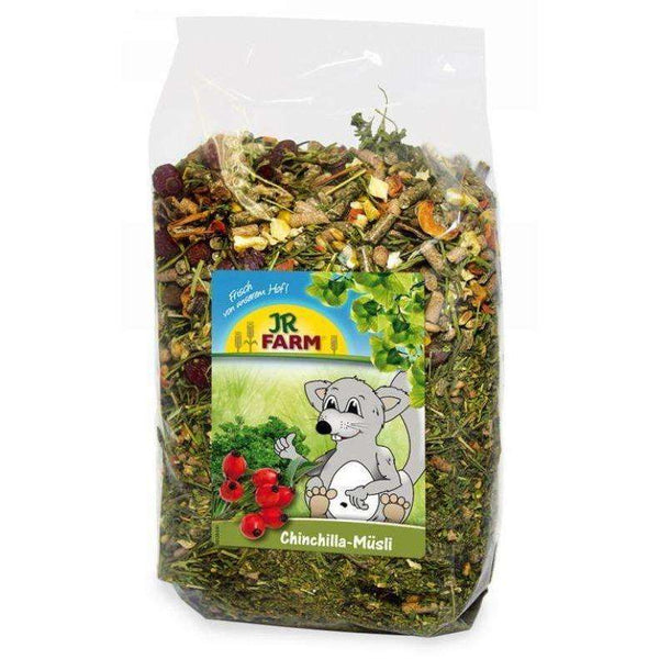 JR FARM Chinchillas Muesli 500gr