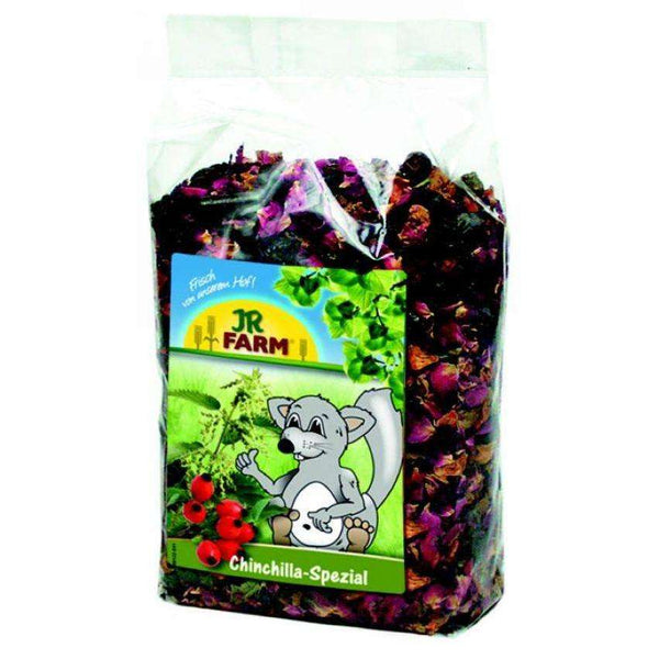 JR Farm Chinchilla a special blend of fiber for your Chinchilla 500g