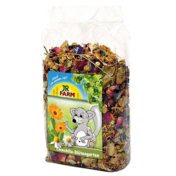 JR FARM Chinchillas' Flowergarden 50gr