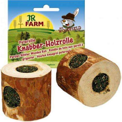 JR JR Parsley Nibbler Wooden Roll 100gr
