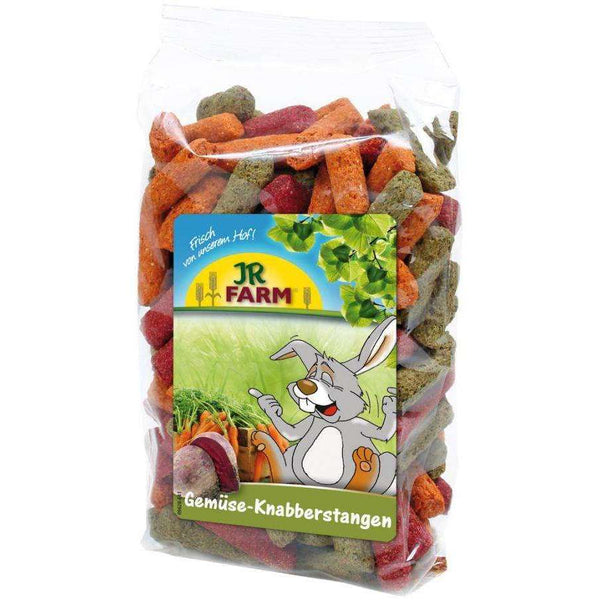 JR FARM Vegetable-Nibblesticks 125gr