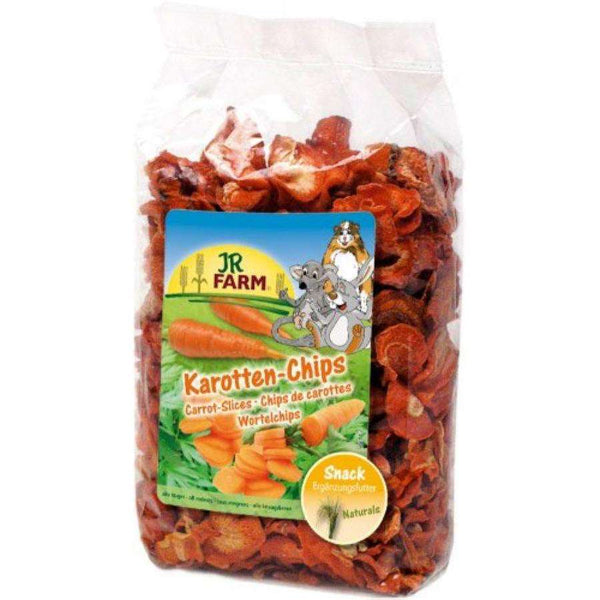 JR FARM Carrot-Slices 125g