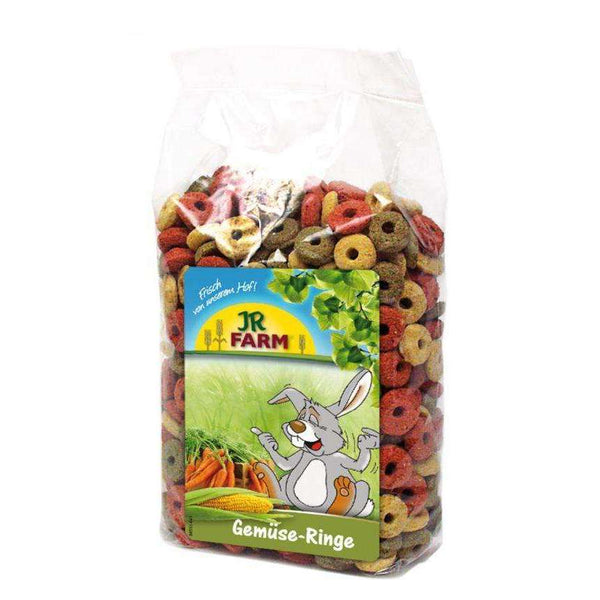 JR FARM Vegetable-Rings 200gr