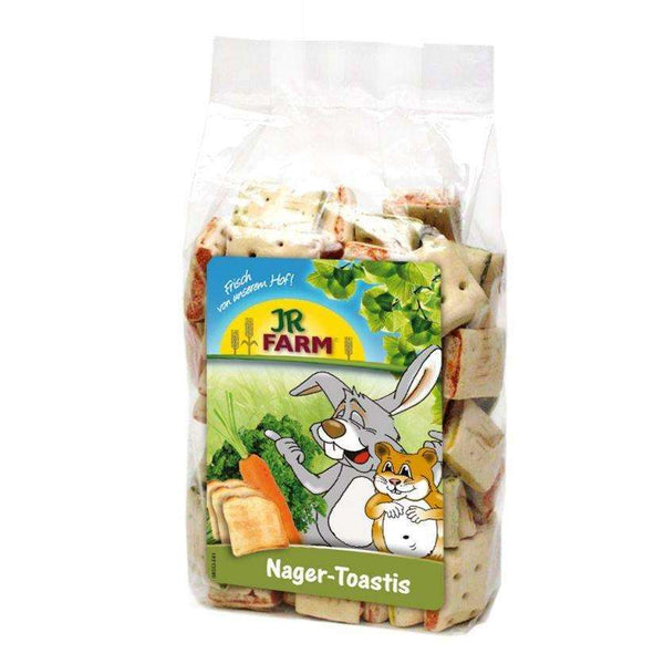 JR FARM Rodents Toastis 200gr