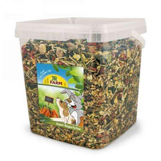 JR FARM Super Rodents Food 2,5kg 5l