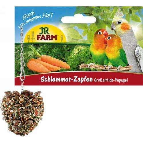 JR Birds Tasty Cones Parakeets and Parrots 195gr