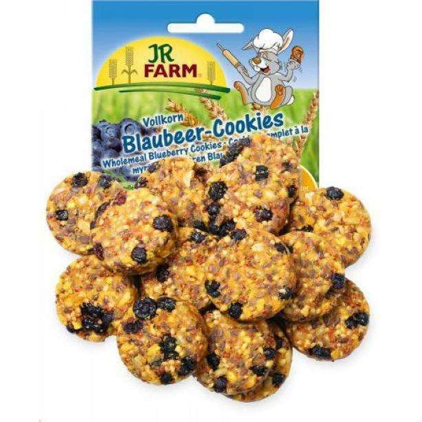 JR FARM Wholemeal Blueberry Cookies 80gr