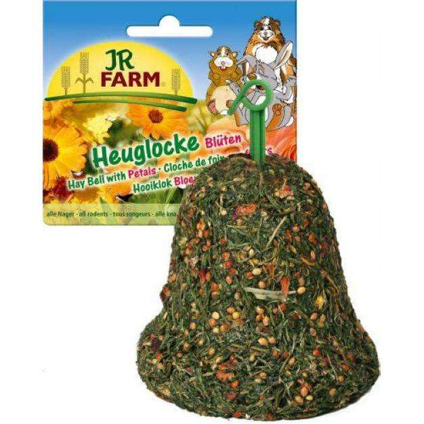 JR FARM Hay Bell with Dandelion 125gr
