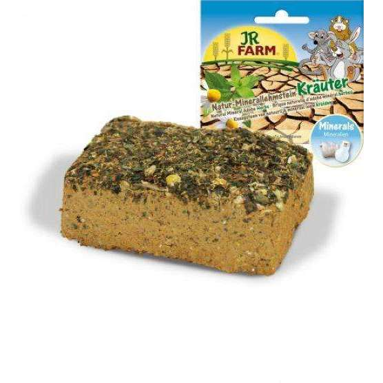 JR FARM Natural Mineral Adobe Herbs 100gr