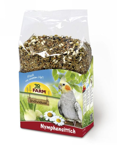 JR FARM Premium Individual for Cockatiel 1kg