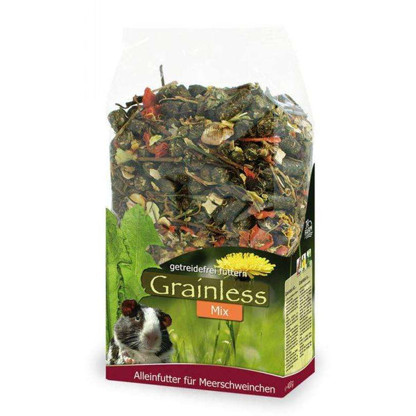 JR Grainless Mix Guinea Pigs 650gr