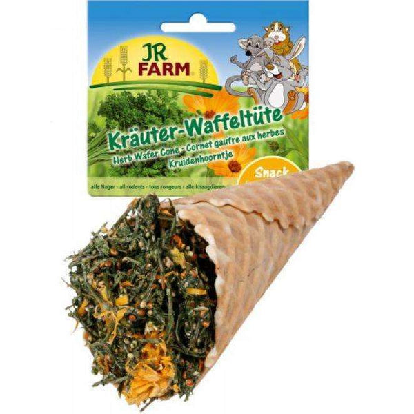 JR FARM Herb Wafer Cone 60gr 1db