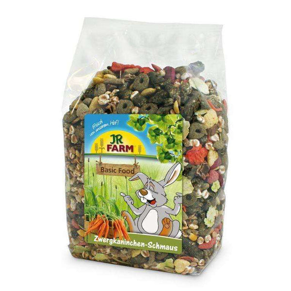JR FARM Dwarf rabbits feast 1,2kg
