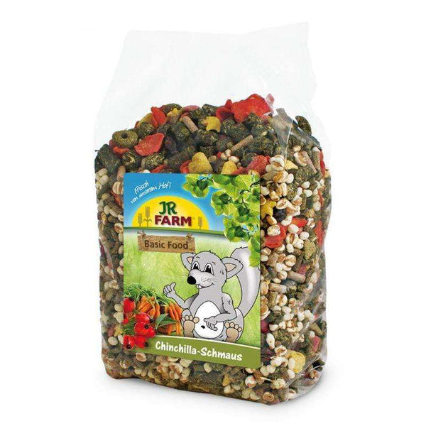 JR FARM Chinchillas feast 1,2kg