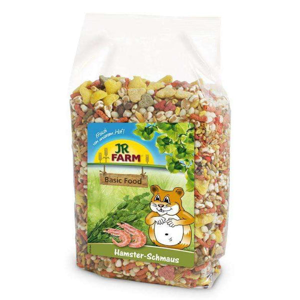 JR FARM Hamsters feast 600gr