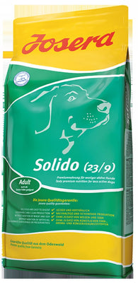 Josera Solido 23/9 Adult - Senior All Breed - 15kg