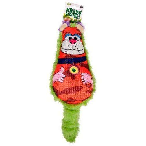 Karlie Dog Toy Crazy Critter 38cm