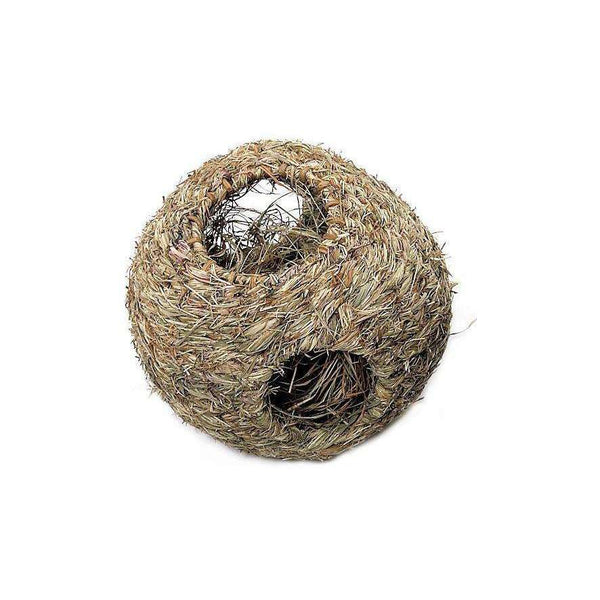 Karlie Rodents Grass Nest Round For Rodents 16cm
